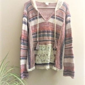 Bohemian Sweater L